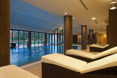 Best spa for stunning views