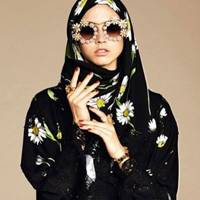 January: Dolce & Gabbana introduce hijabs