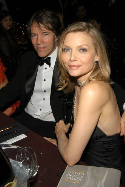 Michelle Pfeiffer & David E. Kelley