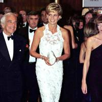 The Dress Valued In 1981 At 9 000 Lady Diana Spencer S Antique Lace Wedding Was Complete With A 25 Foot Train Of Ivory Silk Taffeta