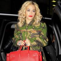 Rita Ora - Military Maven