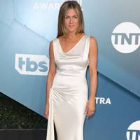 Jennifer Aniston in John Galliano for Christian Dior