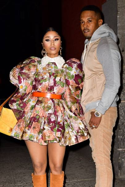 Nicki Minaj & Kenneth Petty