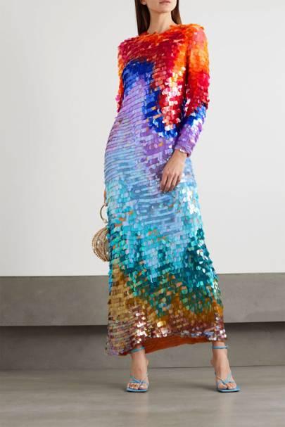 RAINBOW FASHION TREND: DRESS