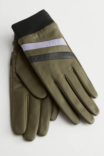 Best striped winter gloves for women