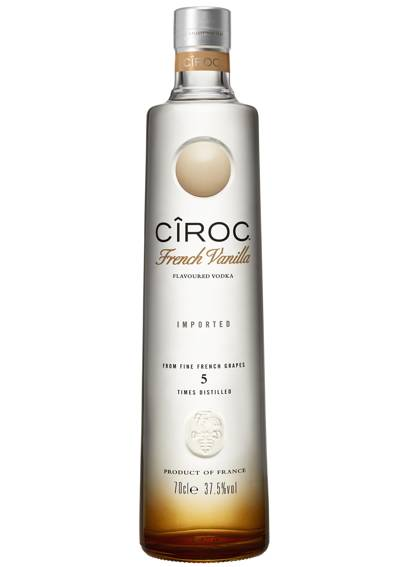 CÎROC French Vanilla Vodka