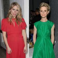 Billie Piper & Emilia Fox