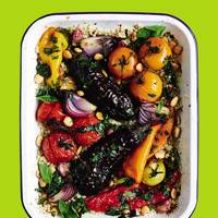 Best vegetarian cookbook for one-dish dinners