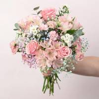 Best flower delivery service for hand-tied bouquets
