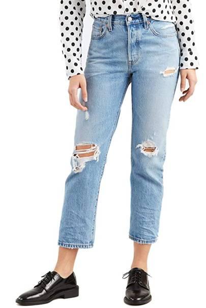 Amazon Fashion Picks: the ripped jeans
