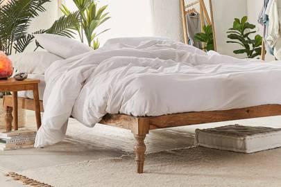 Japanese bed frame