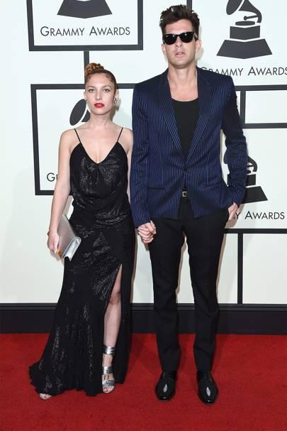 Josephine de la Baum & Mark Ronson