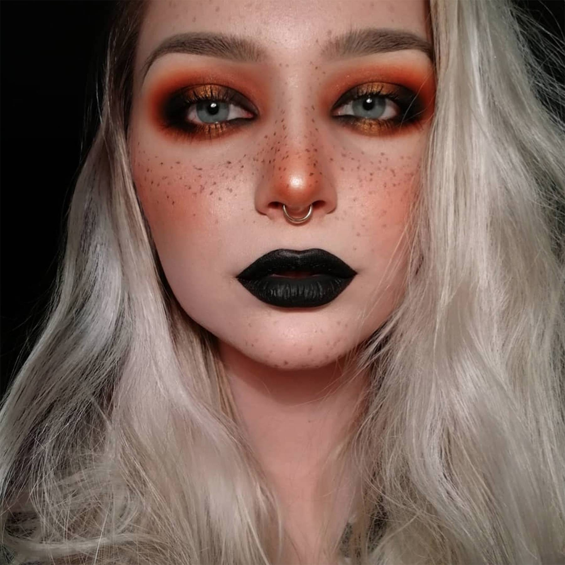 Pretty Halloween Makeup Ideas Mermaid, Glitter And Other