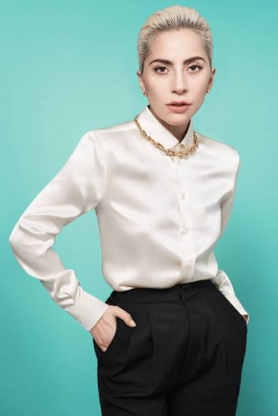 a3018b955 Lady Gaga's Tiffany campaign photographs | Glamour UK