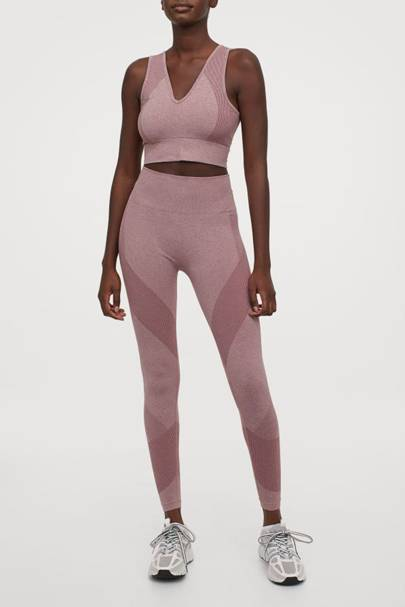 Best workout clothes: the high street leggings