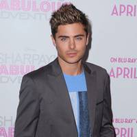 No 5: Zac Efron