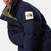 The North Face Puffer Jacket Women: the heritage down jacket