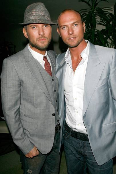 Matt & Luke Goss