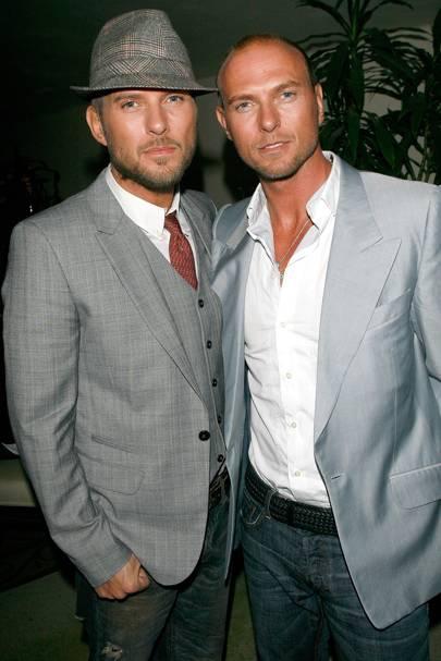 Matt & Luke Goss