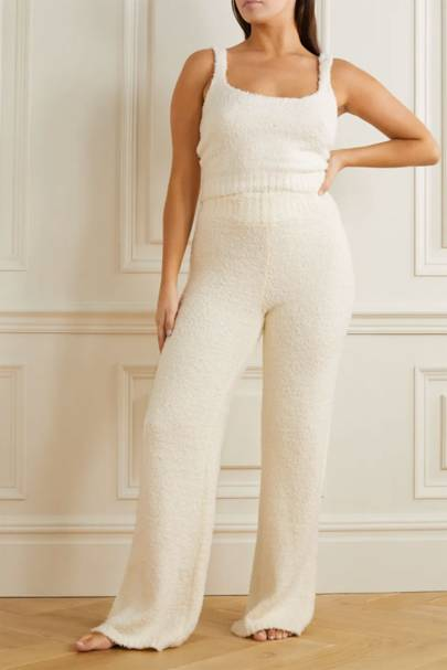 Skims Review: the loungewear trousers