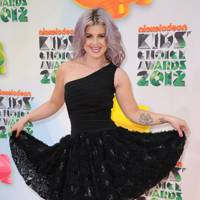 Kelly Osbourne at the Kids' Choice Awards 2012