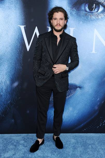 9. Kit Harington