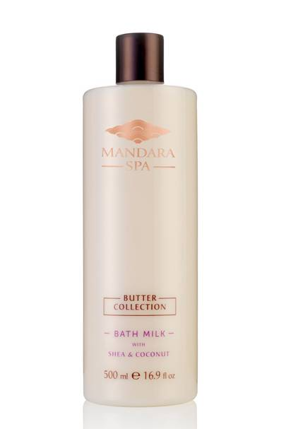 Mandara Spa Butter Collection Bath Milk – Shea & Coconut