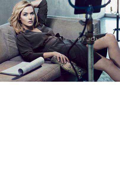 Kate Winslet For St John