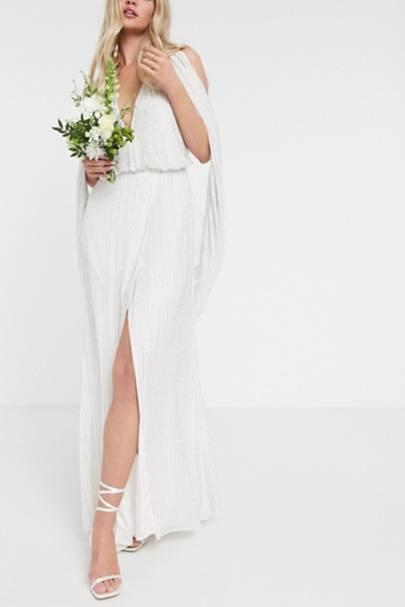 Best ASOS wedding dress for a registry office wedding