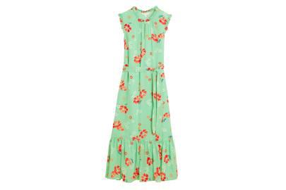 M&S x GHOST JUNE COLLECTION Sleeveless Midi Dress