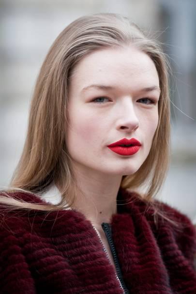 Luna Schulze, Model