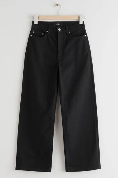 Best Black Jeans - Sustainable Trim