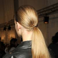 TREND: Low Ponytail by Mark Woolley