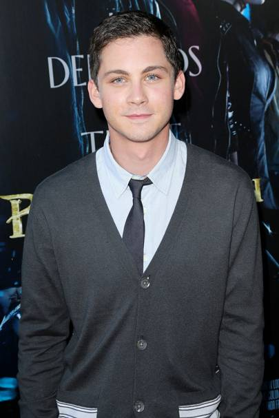 73. Logan Lerman