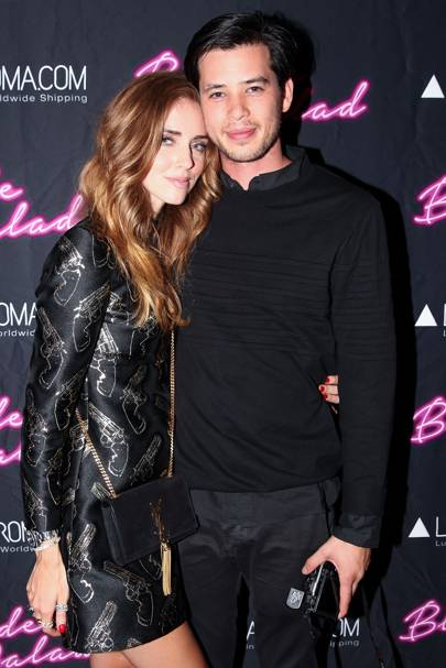 Chiara Ferragni Engaged To Fedez Their Big Wedding News Glamour Uk