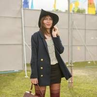 Anna Ferraro, Film Planner, Lovebox 2012