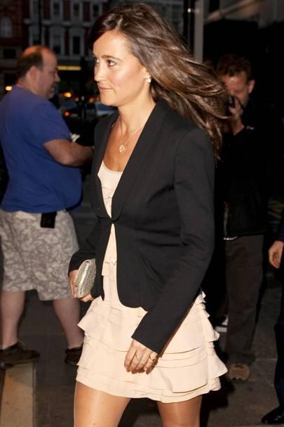 Pippa Middleton – Blazer Squad