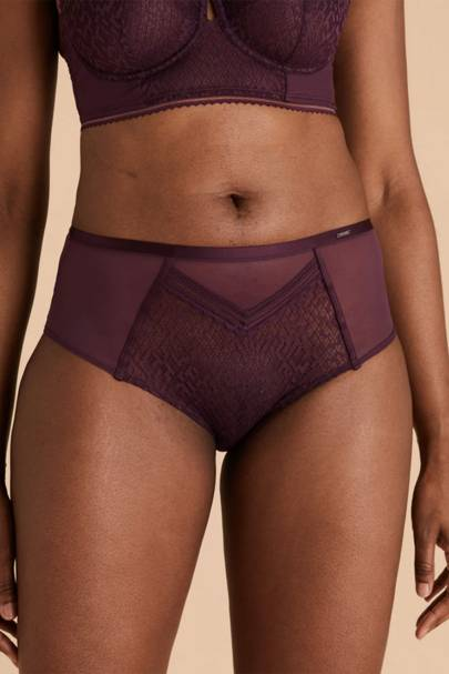 Best Marks and Spencer underwear: the lace knickers