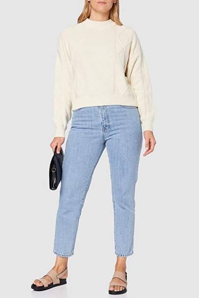 Amazon Fashion Picks: the cable knit jumper