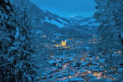 Hotel Review: Gstaad Palace, Switzerland