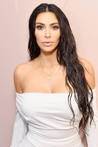 b9517c9c5f61c Kim Kardashian Hair  Changing Make Up Hairstyles Look Book