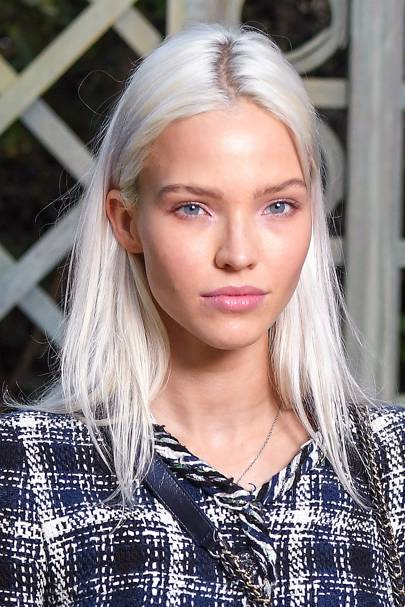 White Blonde Hair How To Go Platinum Blonde And Best