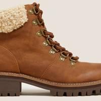 Best walking boots for women: M&S