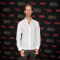 Alexander Skarsgaard at Comic-Con 2012