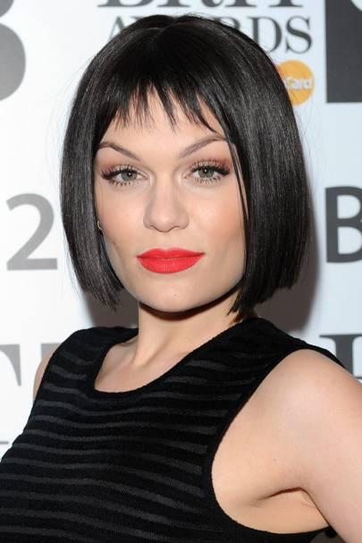 Jessie J S Hairstyle Makeup Photos Celebrity Hair Glamour Uk