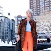 Danielle Roche, Blogger, New York