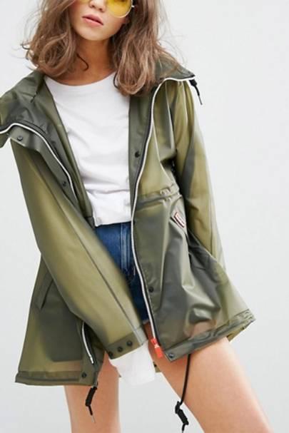 Best raincoats for women: Hunter