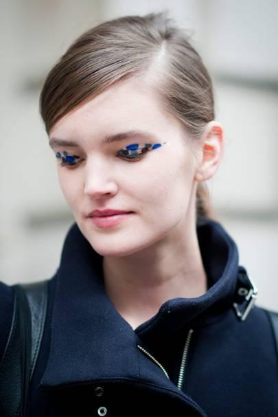 Carina Lammers, Model