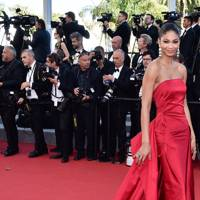 Chanel Iman - Cannes 2015