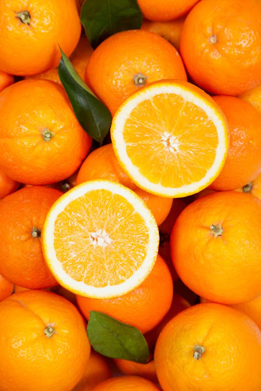 Les oranges comme aliment contre la cellulite